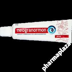 Neogranormon piros kenőcs 30g