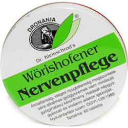 Wörishofeni Nervenpflege tabletta 120x