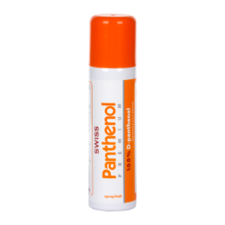 Swiss Premium Panthenol 10% habspray 150 ml