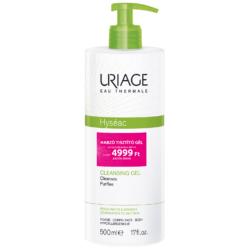 Uriage Hyséac habzó tisztító gél zsíros bőrre 500ml