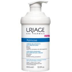 Uriage Xémose testápoló krém száraz/nagyon száraz bőrre 400ml