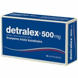 Detralex 500mg filmtabletta 36x