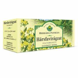 Hársfavirág  filteres tea 25x1,5g