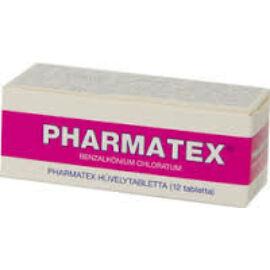 Pharmatex 18,9mg hüvelytabletta 12x