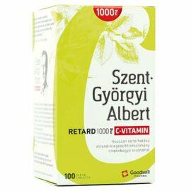 Szent-Györgyi Albert C-vitamin 1000mg retard tabletta 100x