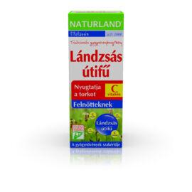 Naturland lándzsás utifű C-vitaminnal felnőtt szirup 150ml