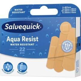 Salvequick vízálló sebtapasz 4 méret 22X