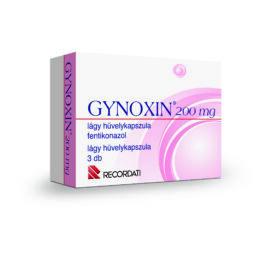 Gynoxin 200mg hüvelykapszula 3X