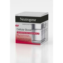 Neutrogena Cellular Boost fiatalító éjszakai krém 50 ml