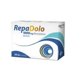 RepaDolo® 1000 mg filmtabletta, 20X