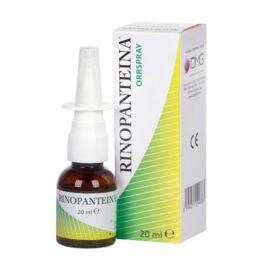 Rinopanteina orrspray A-és E-vitaminnal 20 ml