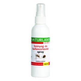Naturland Szúnyog és kullacsriasztó spray 100 ml