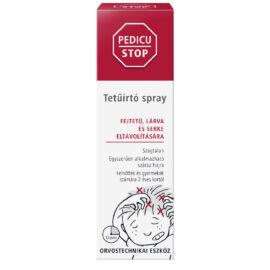 PedicuStop tetüírtó spray 75 ml