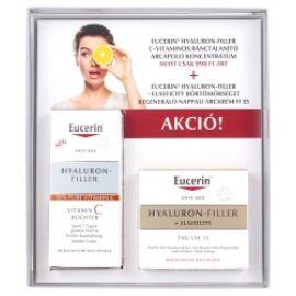 EUCERIN Hyaluron-Filler + Elasticity Ránctalanító és regeneráló csomag