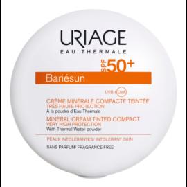 Uriage BARIÉSUN Kompakt púder SPF50+ SÖTÉT árnyalat (Gold) 10 g