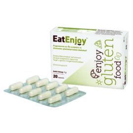 EatEnjoy emésztőenzimeket tartalmazó étrend-kiegészítő kapszula 20X