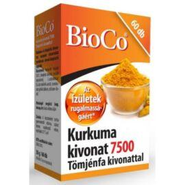 Bioco Kurkuma kivonat 7500 tömjénfa kivonattal 60X