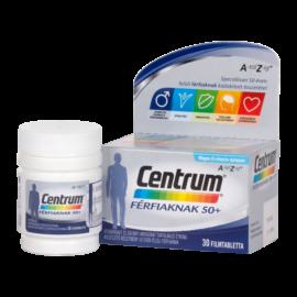 Centrum® Férfiaknak A-tól Z-ig® multivitamin, 30X