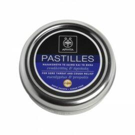 Apivita torokpasztilla eukaliptusz ízű 45g