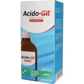 Acido-Git szuszpenzió 250ml
