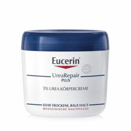 Eucerin UreaRepair PLUS 5% Urea tégelyes testápoló 450ml