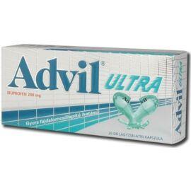 Advil Ultra lágyzselatin kapszula 20x