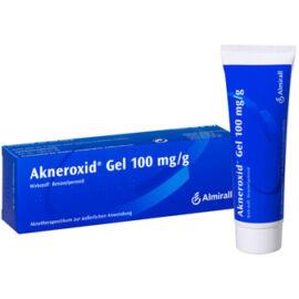 Akneroxid 100mg/g gél 50g