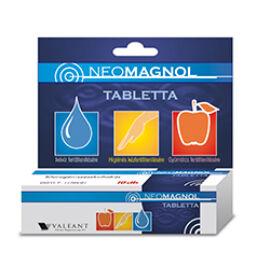 Neomagnol 1000mg tabletta 10x