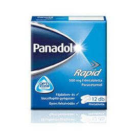 Panadol Rapid 500mg filmtabletta 12x