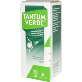 Tantum Verde 1,5mg/ml szájnyálkahártyán alkalmazandó spray 30ml
