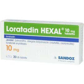 Loratadin Hexal