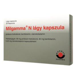 MILGAMMA® N lágy kapszula 20x