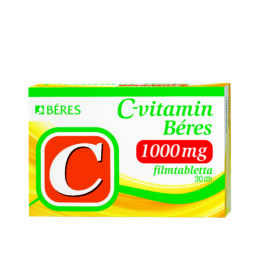 Béres C-vitamin  1000 mg filmtabletta 30X