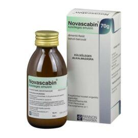 Novascabin emulzió 70g