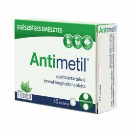 Antimetil gyömbér tartalmú tabletta 30x