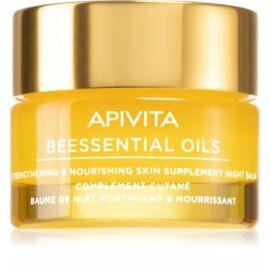 Apivita Beessential Oils éjszakai arc balzsam a táplálásért és hidratálásért 15ml