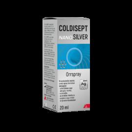 Coldisept NanoSilver orrspray 20ml