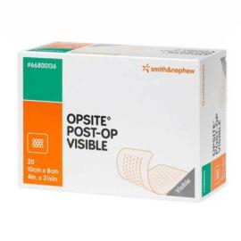OPSITE POST-OP VISIBLE filmkötszer 10cmX8cm