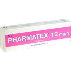 Pharmatex 12mg/g hüvelykrém 72g
