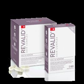 Revalid® Hair Complex étrend-kiegészítő kapszula 60X