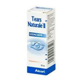 TEARS NATURALE II TM  MED lubrikáló szemcsepp 15ml