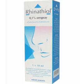 Rhinathiol 1 mg/ml oldatos orrspray 1x10ml