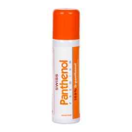 Swiss Panthenol Premium spray/hab 150ml