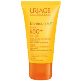 Uriage Bariésun MAT arckrém zsíros bőrre SPF 50+ 50ml