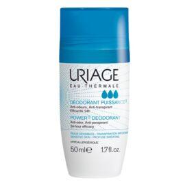 Uriage intenzív izzadásgátló golyós dezodor 50ml