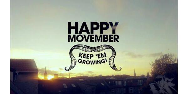 November vagy Movember! – Te csatlakoztál?