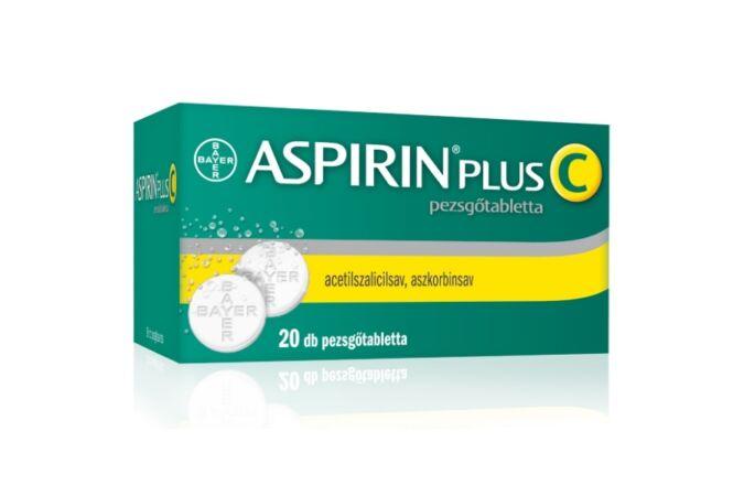 Aspirin plus C pezsgőtabletta 20x