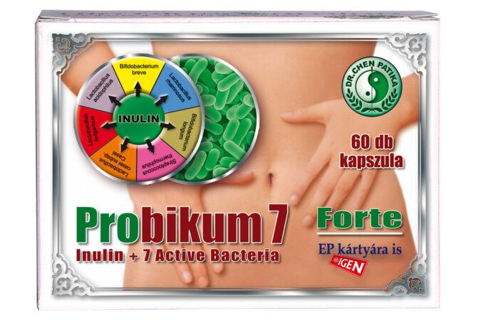 Probikum 7 Forte kapszula 60X