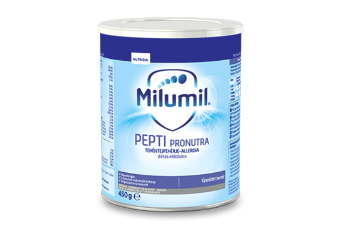 Milumil Pepti Pronutra 450g