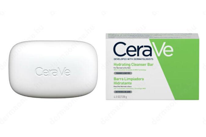 CeraVe Szappanmentes hidratáló szappan 128 g